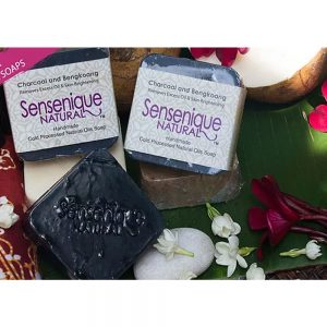 Charcoal Bengkoang (Natural Handmade Soap)