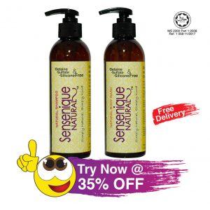 Ginger Orange Natural Shampoo & Body Wash